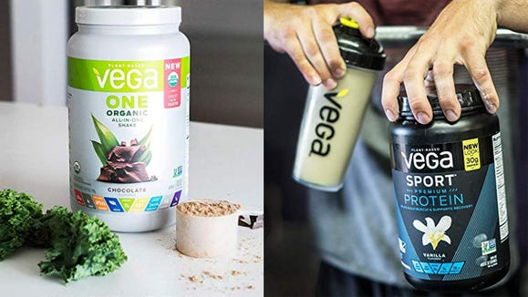 Vega has a protein powder for everyone, and they're all on sale today only.
