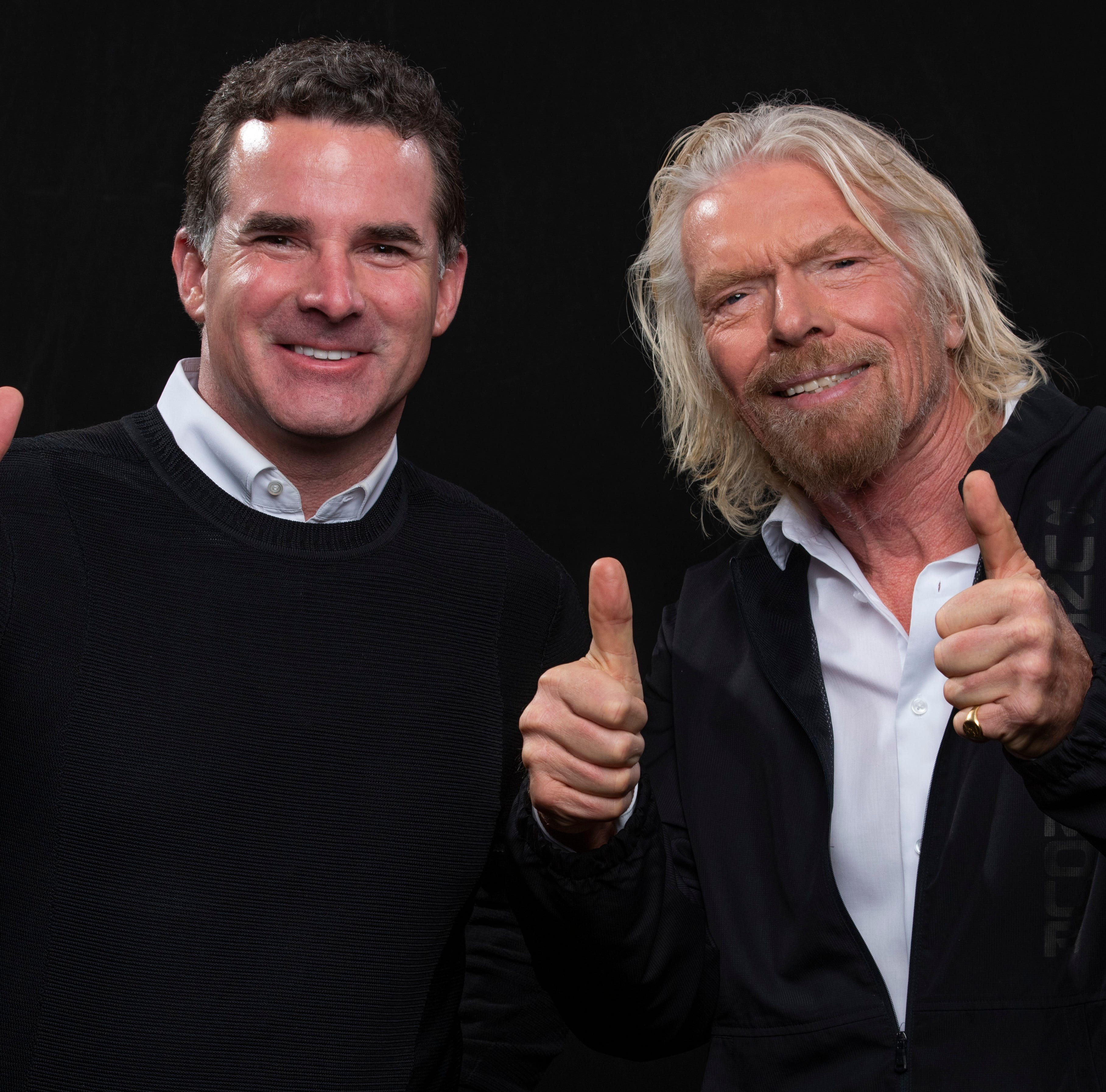 Have $250K? Fly to space in an Under Armour spacesuit on Richard Branson's Virgin Galactic