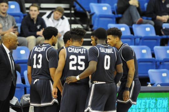 Monmouth began its Western New York road trip at Canisius on Thursday night.