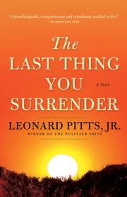 """The Last Thing You Surrender"" cover"