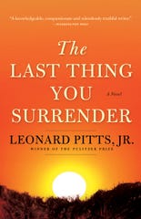"""""""The Last Thing You Surrender"""" cover"""