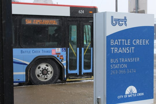 Battle Creek Transit riders will see any new fees or changes to service for now.