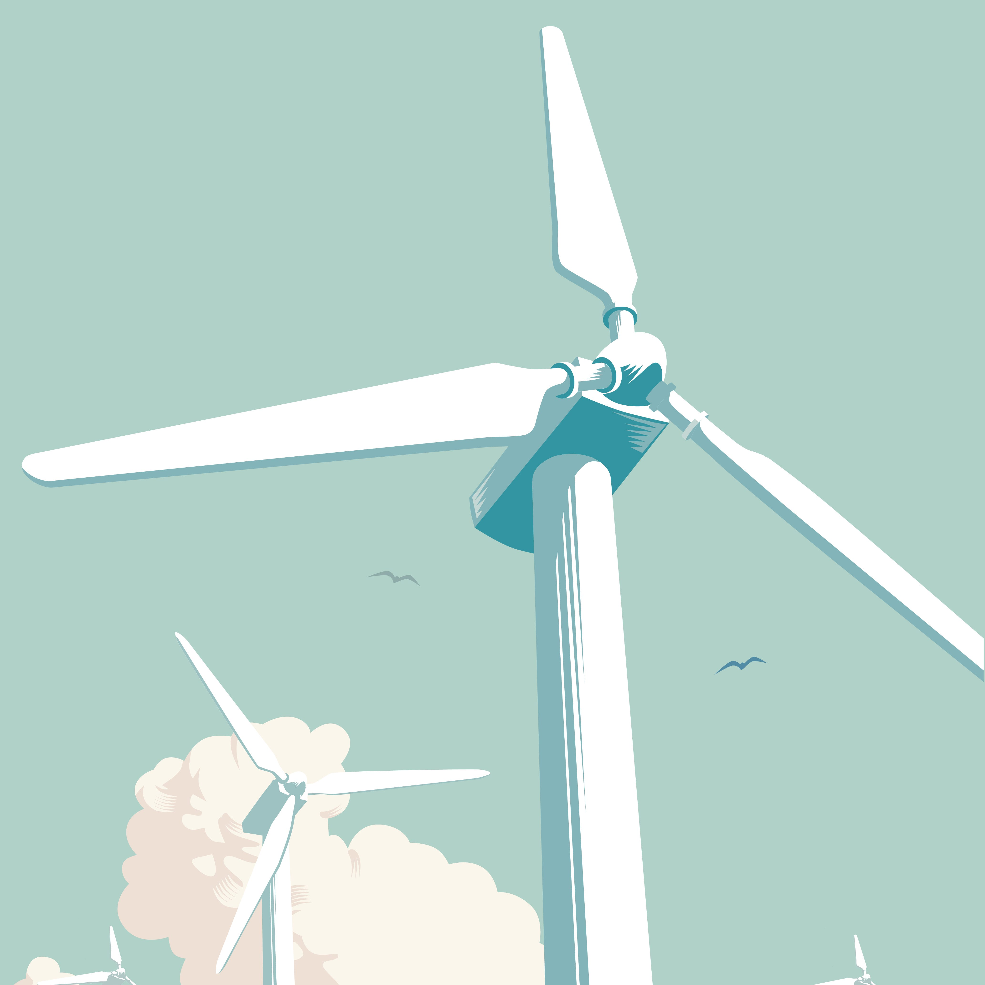 Your Turn: Wind farms threaten property values, birds