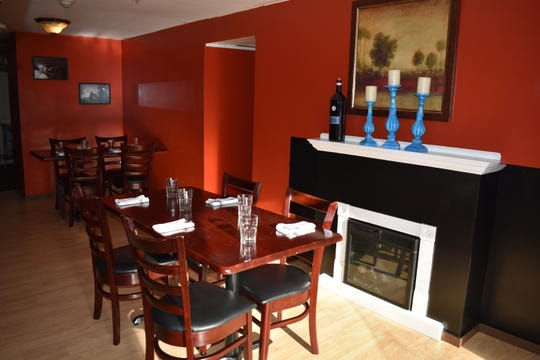 Diners should find the fresh paint and new decorations in the Bistro at LakeLand Village's dining room inviting.
