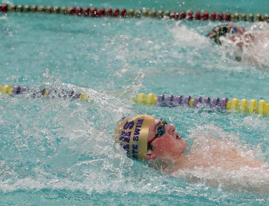 North Kitsap senior Nathan Ramey will compete in the Class 2A state swim and dive championships in February. He placed in the top-three in two state races as a junior.