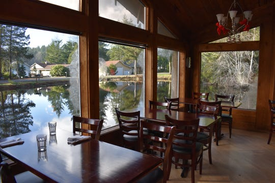 Nestled in the LakeLand Village golf course community, the Bistro has struggled in the past to attract diners from outside, a situation new owner Brandon Hesher said he hopes to change.