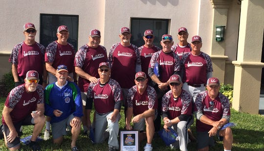 The Lane Construction 70s softball team won the 2019 All World Tournament in Plant City earlier this week..