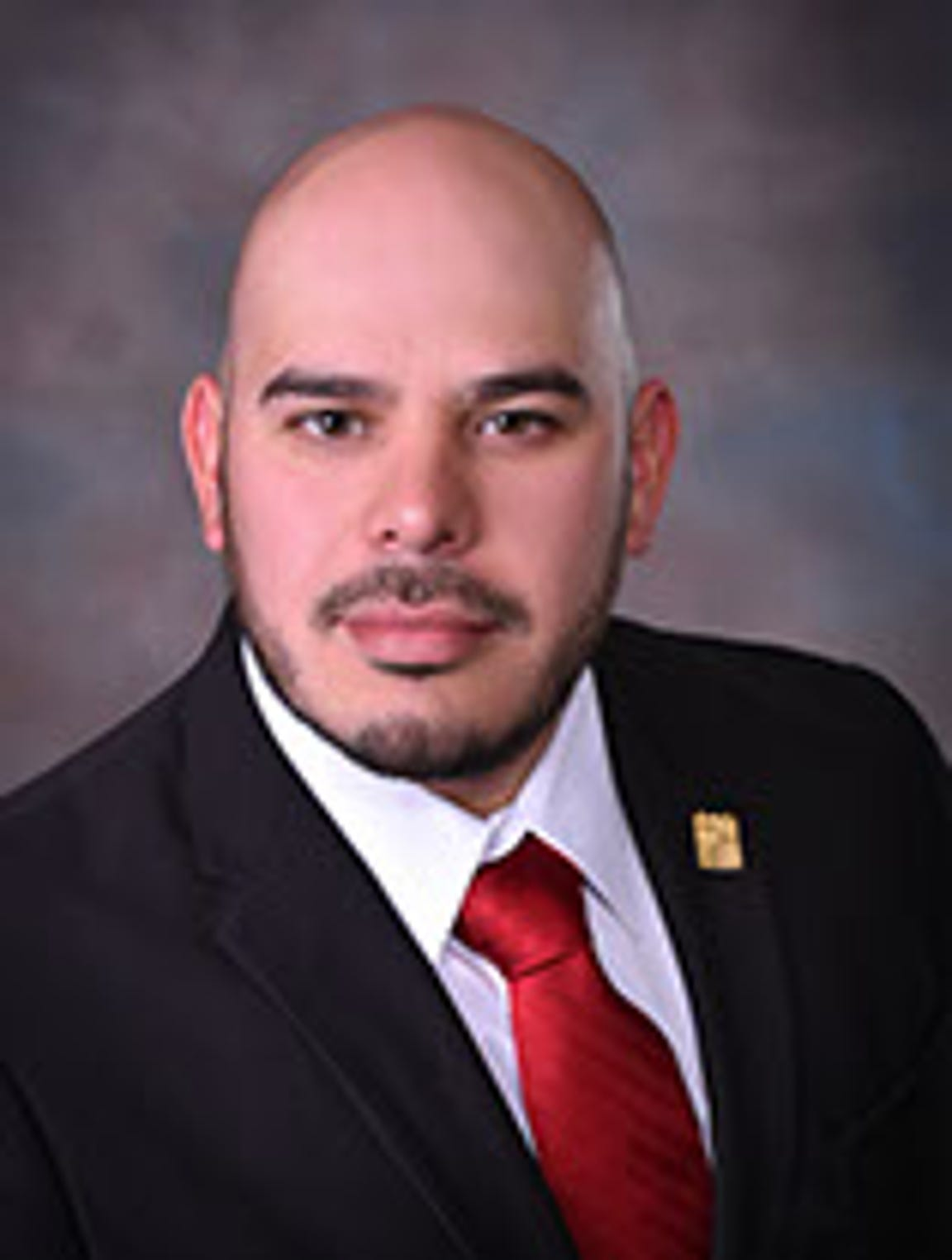 Laredo City Councilman Vidal Rodriguez
