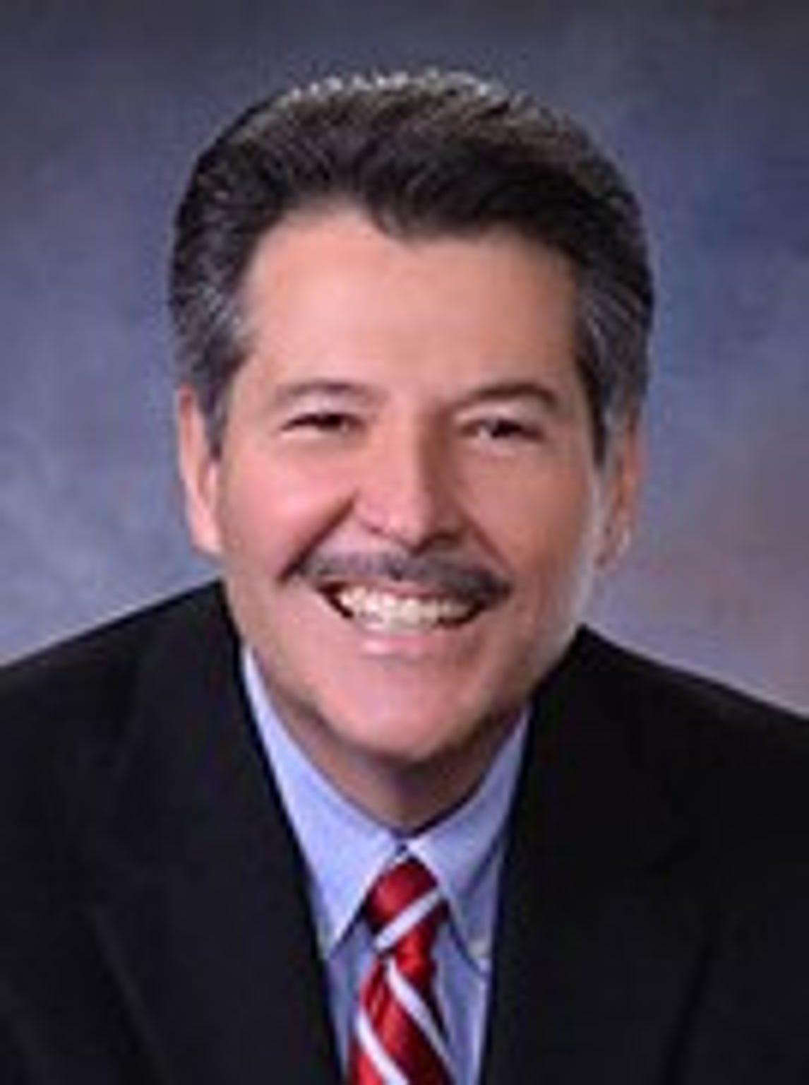 Laredo Mayor Pete Saenz