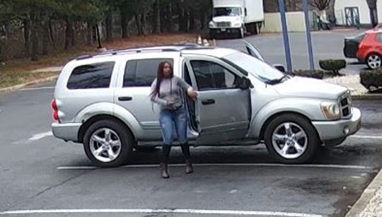Camden County Prosecutor's Office detectives are looking for a woman who may be connected to a shooting at Brooklawn motel on Jan. 19, 2019.