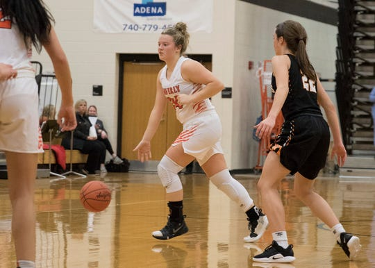 Waverly High School'sZoiee Smith earned All-Ohio honorable mention on Wednesday.