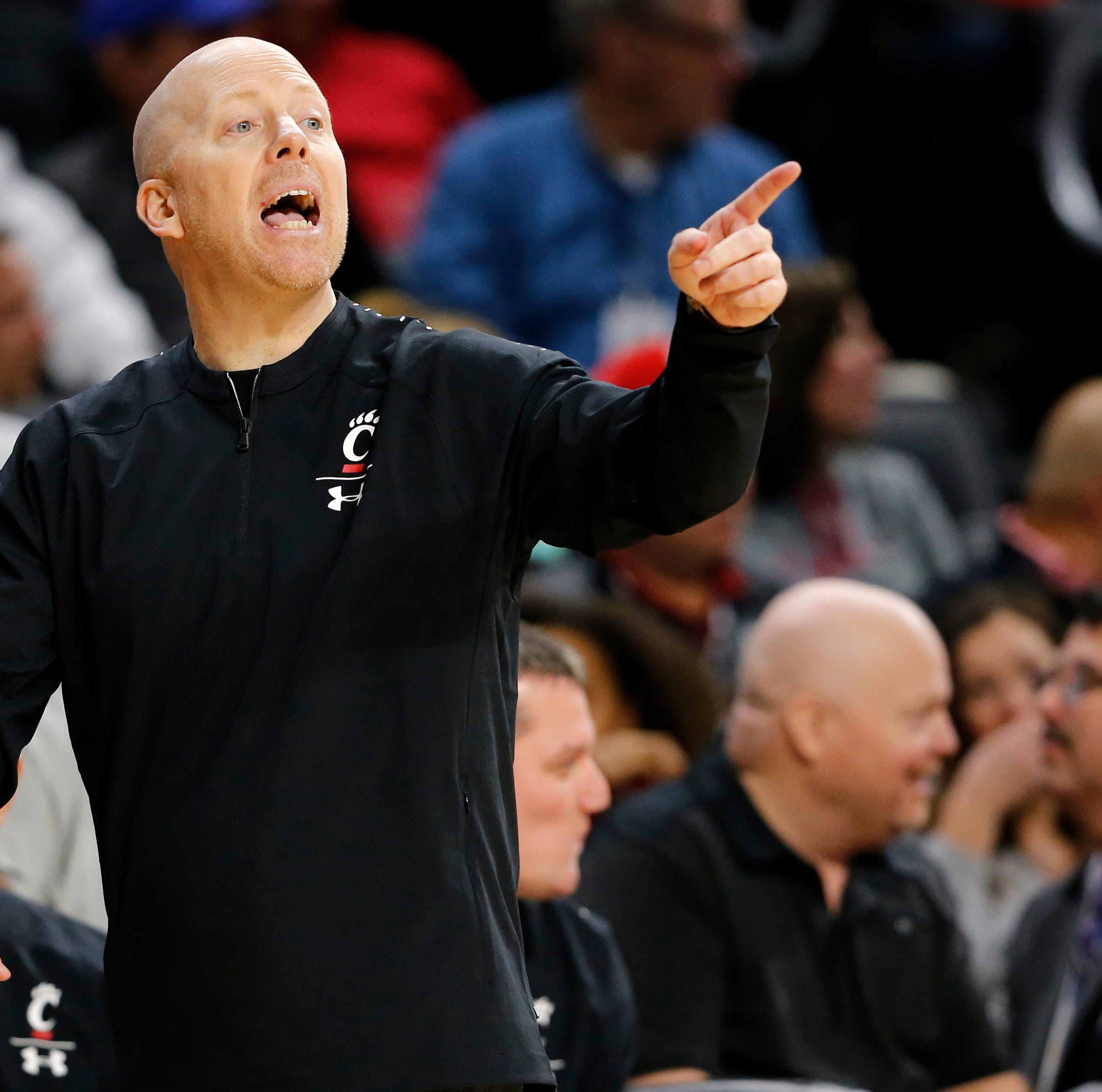 Paul Daugherty: Thank you for bringing University of Cincinnati basketball back, Mick Cronin