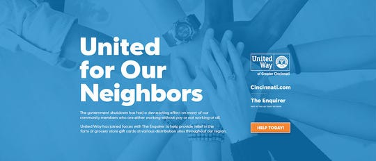 Please join us and donate today www.uwgc.org/HELPFED and Text HELPFED to 71777.