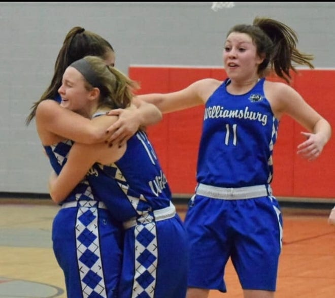 Williamsburg is 13-3 this season and has already secured at least a share of its third-straight division title.