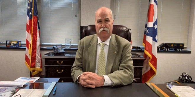 Butler County Sheriff Richard Jones
