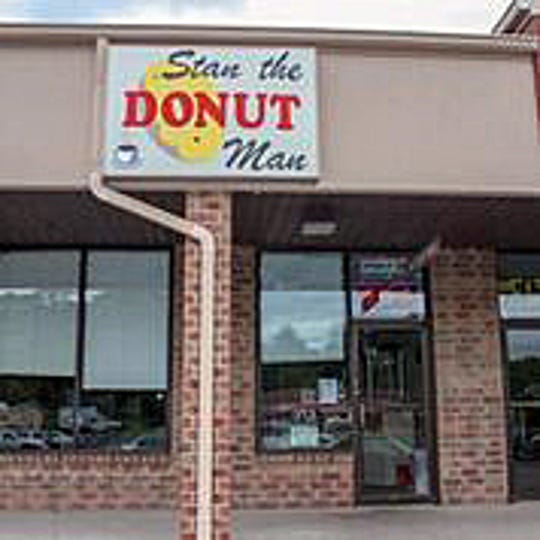 Stan the Donut Man is one stop on a four-shop tour of a portion of the Donut Trail starting next month.