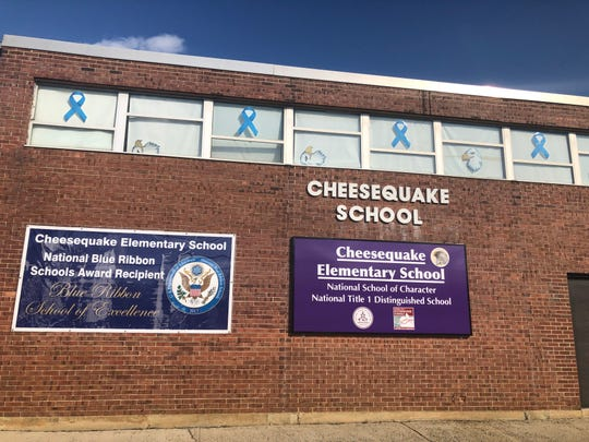 Cheesequake Elementary School is Old Bridge is likely to be closed as a result of state aid reduction.
