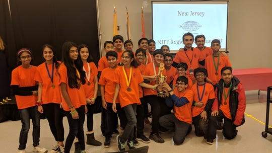 TEECS wins First Place at Science Olympiad tournament