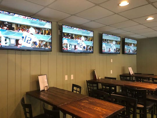 Ellery's Grill & Pub will be showing the Super Bowl on seven new 50-inch Sony TVs and 20 others throughout the bar. The Super Bowl party will kick off at 4 p.m. with $2 drafts of Miller Lite and Bud Light, $5 Cherry Bombs, and $4 shots of Jack Fire followed by a free half-time buffet with prizes and giveaways.