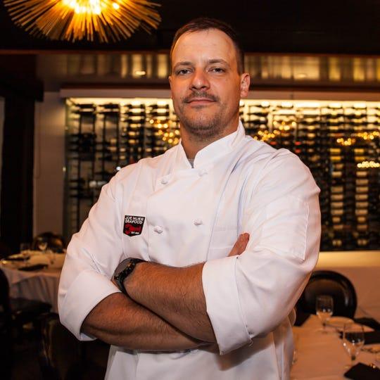 Chef Bradley Schmidt of Joe Muer Seafood