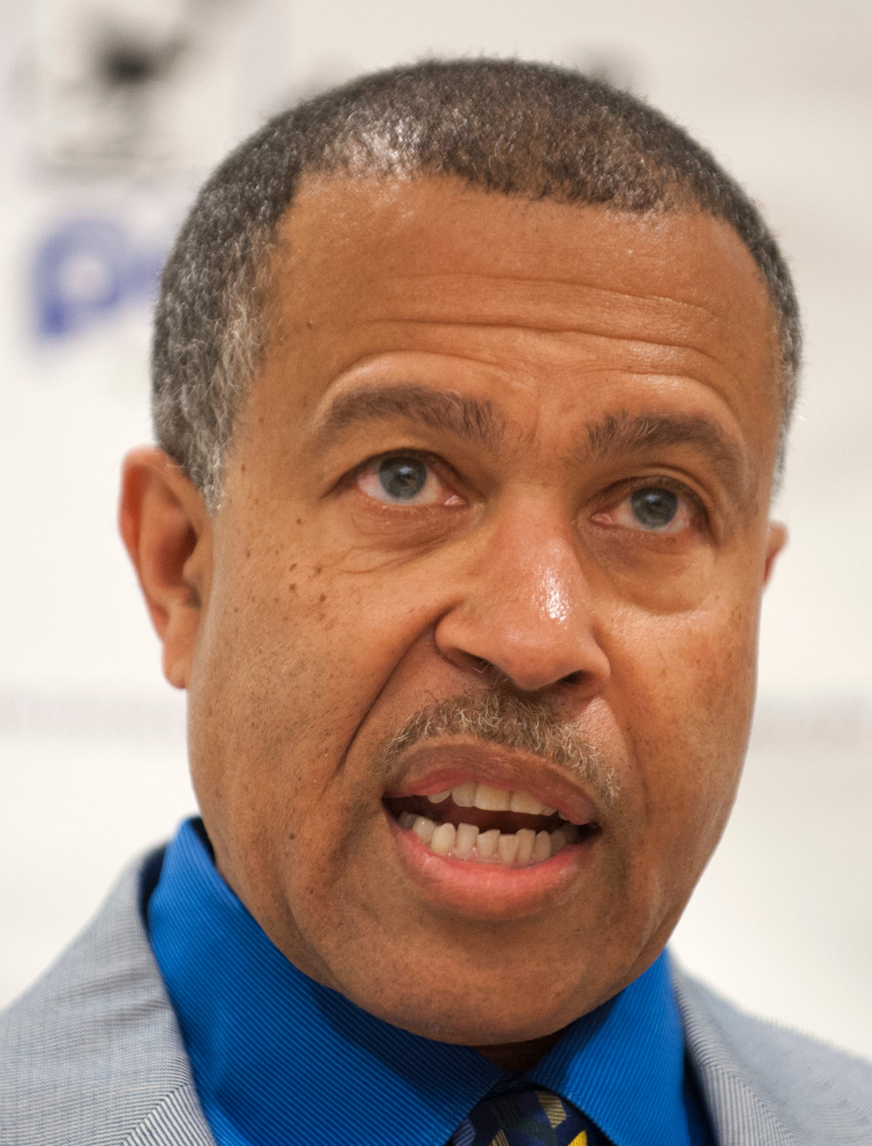 "Detroit Police Chief James Craig took issue with the award. ""I can tell you: I don't care if it's coming from the mouth of a white man or a black man — racist is racist, and I'm going to call it out when I see it,"" he said."