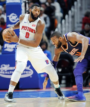 Andre Drummond could be ready to return to the lineup on Friday against the Mavericks.