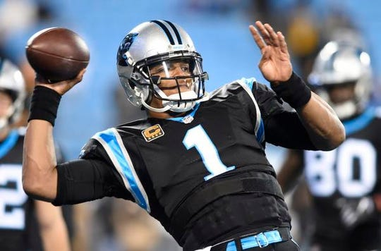 Panthers quarterback Cam Newton's shoulder problem limited his throws downfield all season. The nature of the injury wasn't revealed.