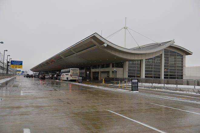 Detroit Metro Airport on January 23, 2019.