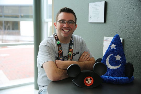 Zach Stansbury of Fond du Lac has been accepted into the Disney College Program, where he will work and take classes for the next seven months.