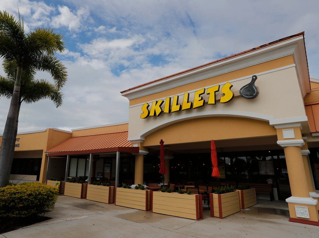 The founders of Skillets, a local breakfast and lunch restaurant  based Naples, have opened an eight location. The newest restaurant is  located in Fort Myers.