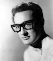 Buddy Holly was 22 when he died on Feb. 3, 1959, just two days after playing in Green Bay.