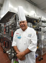 Chef Paul Kerner in his Guam Community College kitchen on Jan. 25, 2019.