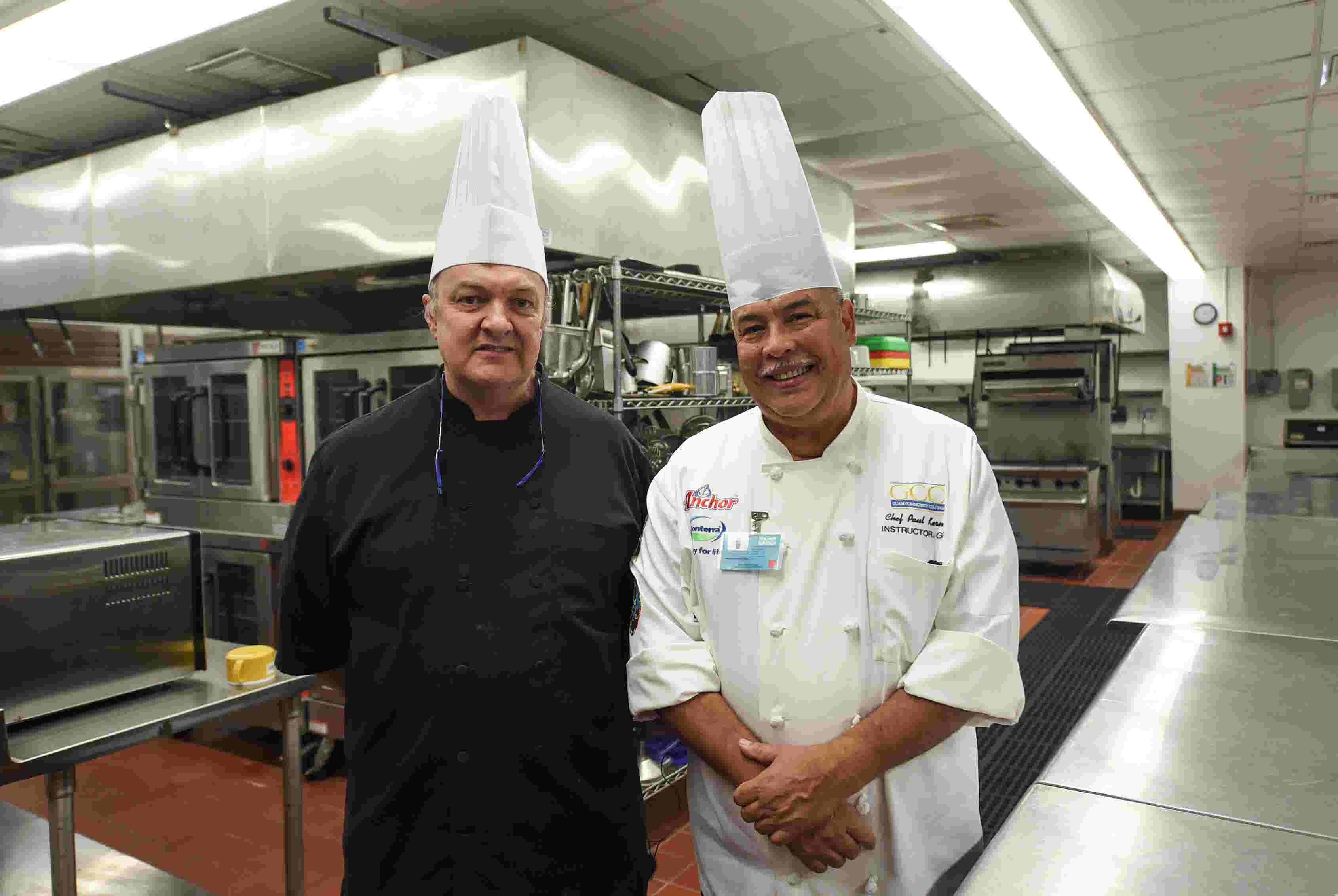 GCC Instructors Put Trust In Their Culinary Students Ahead Of Pastries Paradise