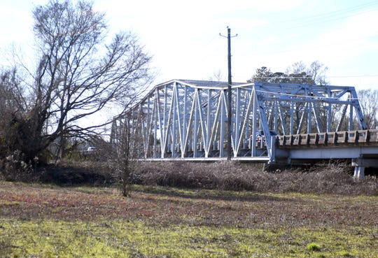 The state has given $15.2 million to replace the East Hardy Street bridge between Hattiesburg and Petal.