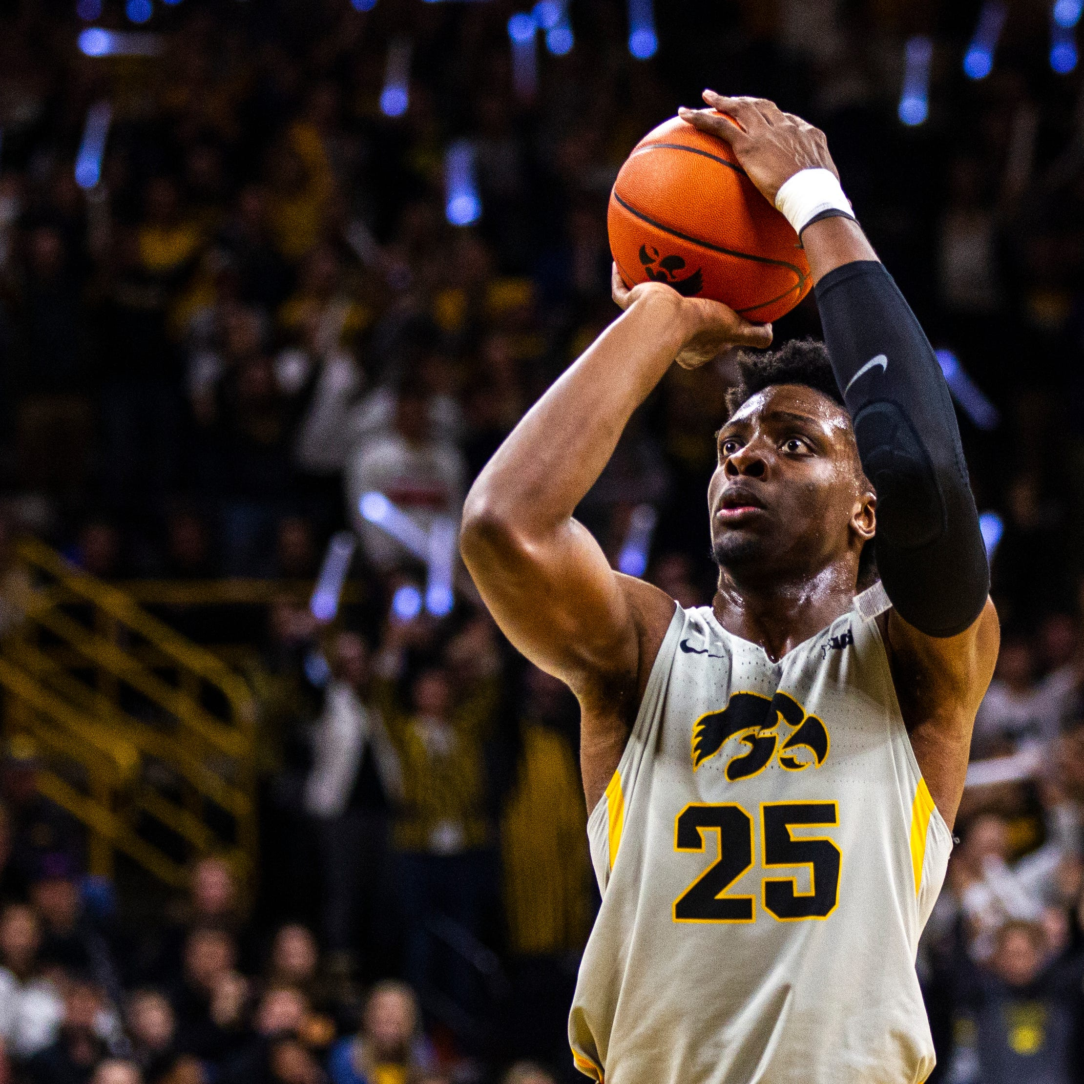 Tyler Cook will get his Big Dance moment, but he also must help the Hawkeyes rediscover their mojo