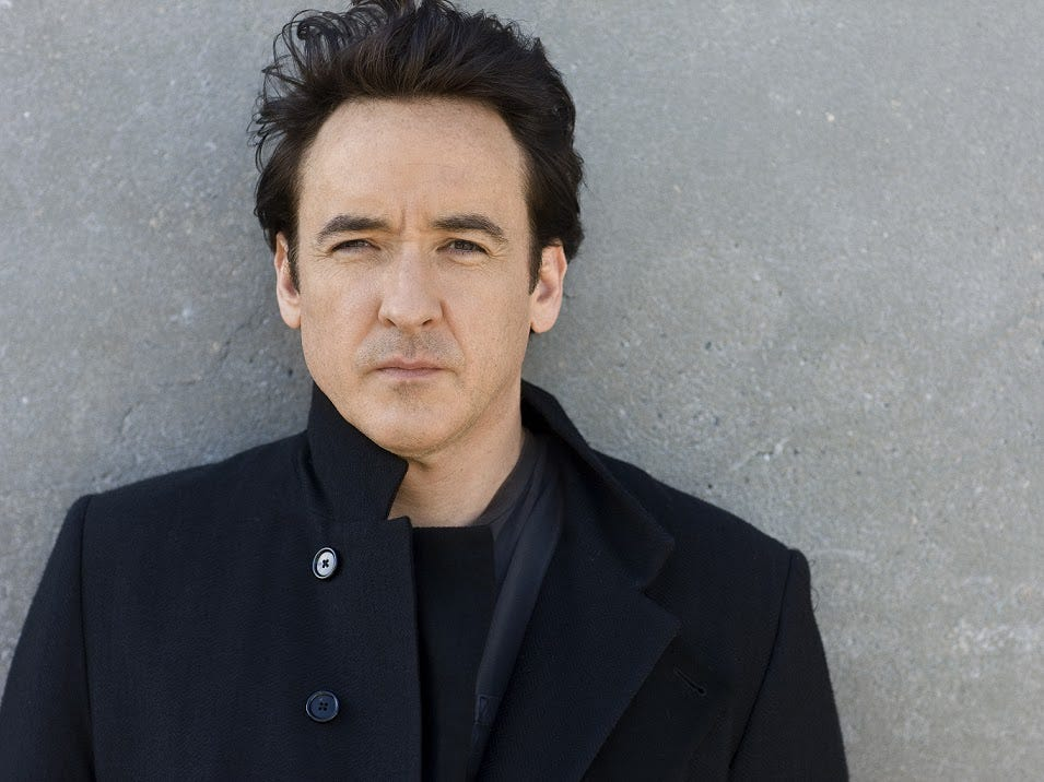 "John Cusack will present ""High Fidelity"" Feb. 7 at Old National Centre."