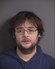 Wayne Thomas Saterfiel, 38, faces a willful injury charge after police say he stabbed his roommate twice Thursday, Jan. 24, 2019.