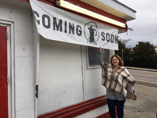 Sherene Jacobs is determined to give her favorite part of Knoxville a coffee house unique to the spirit of the area.