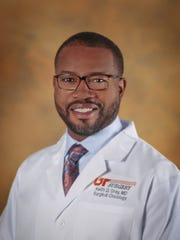 Dr. Keith Gray has been named the new chief medical officer for UT Medical Center.