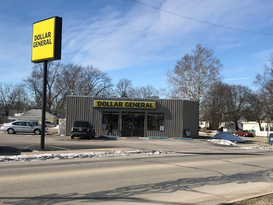Dollar General Store at 1901 Main Street in Lafayette was robbed just before closing on Thursday.