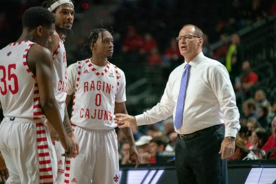 UL coach Bob Marlin's Ragin' Cajuns are hoping to extend the momentum from a weekend sweep of the Alabama schools to the road at Appalachian State on Thursday.