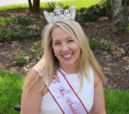 This year's keynote speaker is Karen Roy, Baton Rouge native and winner of the 47th Miss Wheelchair America
