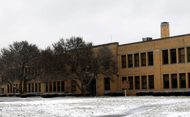 The former East Elementary school in Lancaster is slated to be turned into market-rate apartments.