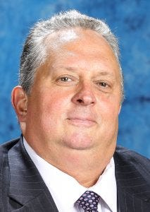 Julian Tackett is commissioner of the Kentucky High School Athletic Association.