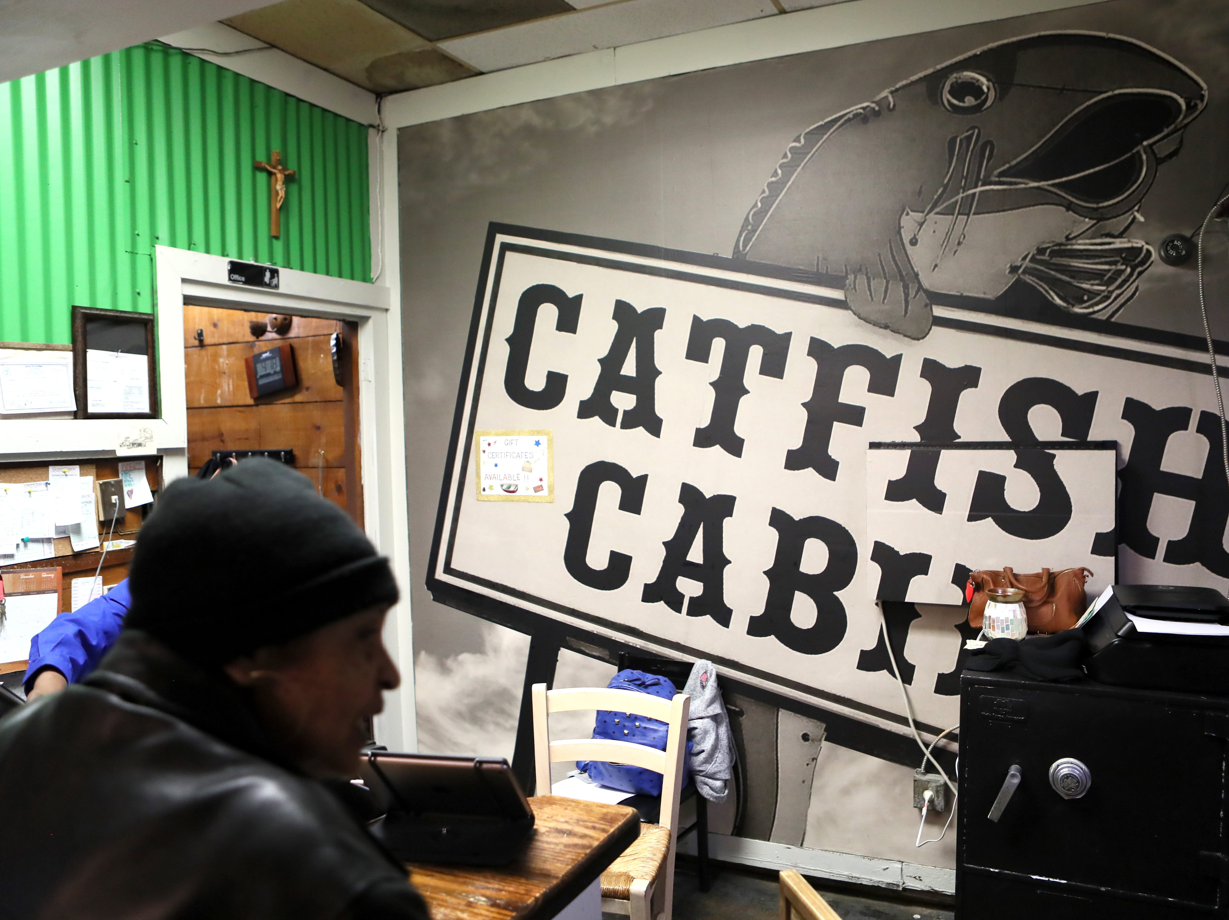 Catfish Cabin, which recently appeared on an episode of Gordon Ramsay's 24 Hours to Hell and Back television show.