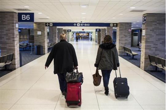 Memphis International Airport is reporting that everything is business as usual Friday amid a spate of flight cancellations across the country, possibly related to the government shutdown.