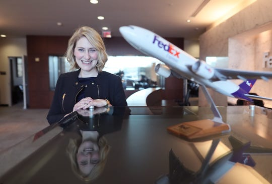 Brie Carere, FedEx's chief marketing and communications officer, leads the company's e-commerce efforts. She said in an earnings call Tuesday that FedEx services like Extra Hours and OnSite are helping FedEx adapt to package revenue challenges.