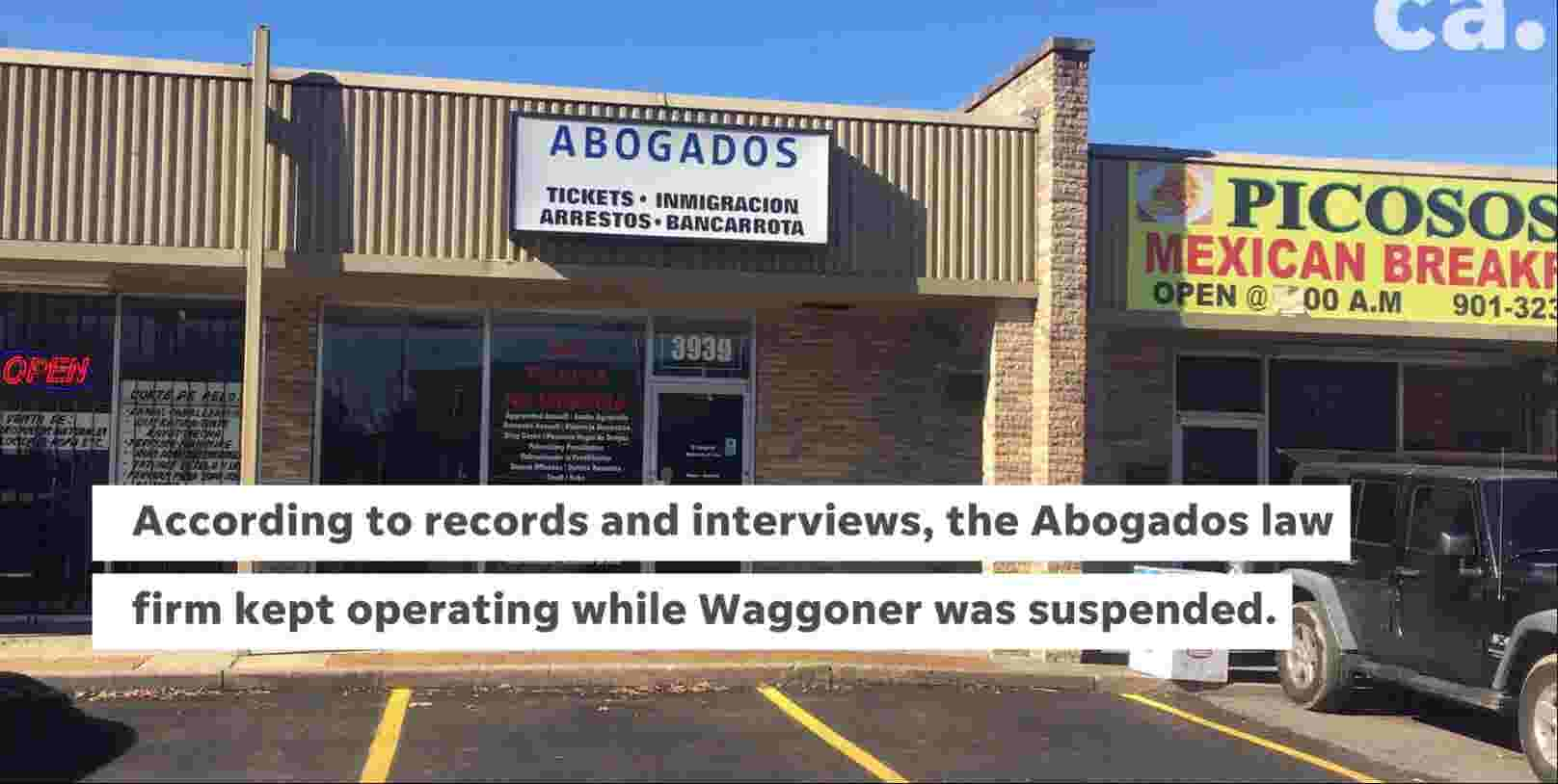 Abogados law firm shutdown: State board asks people affected to file