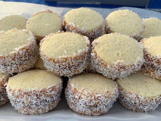 Alfajores, cookies featuring dulce de leche.