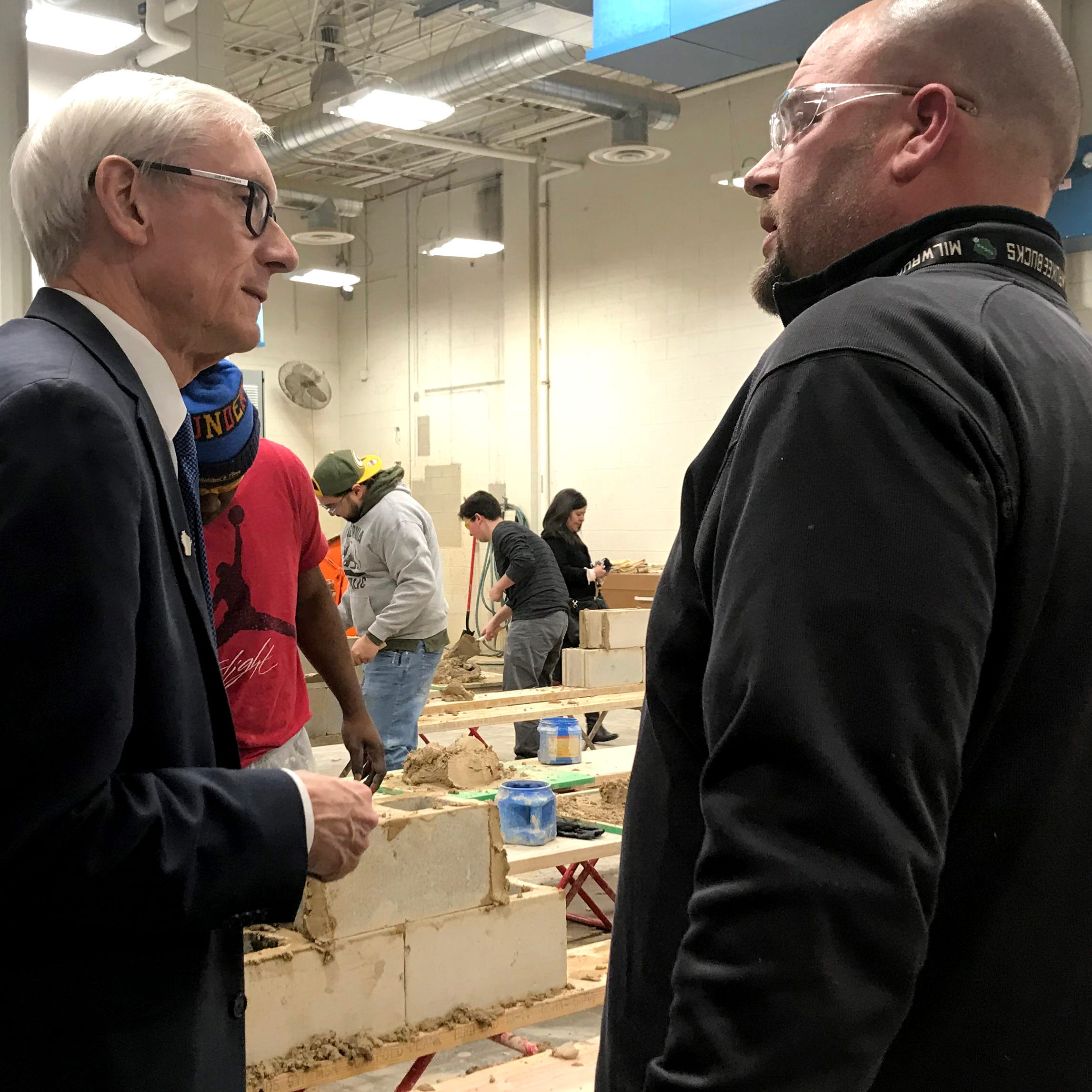 Wisconsin would face $2 billion shortfall at the start of the next budget under Gov. Tony Evers' plan